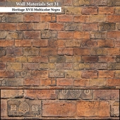 Wall Materials Set 31