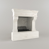 Texas Stone Creations Charlotte Fireplace