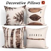 Decorative pillows set 307 GADEWAKE
