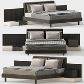 Bed Meridiani CLIFF