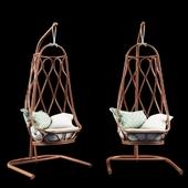nautica swing chair