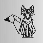 LOFT Style Wall Decor (Fox)