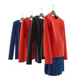 women clothing set