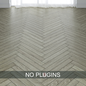 Grey Birch Parquet Floor Tiles vol.003 in 2 types