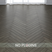 Oak wood Parquet Floor Tiles vol.007 in 2 types