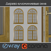 Wood - aluminum windows, view 05 part 02 set 06