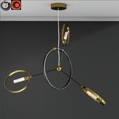 Celesse 3-Light Chandelier Pendant
