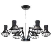 Pendant Lamp Spider Multi 6-lite / Kare Design