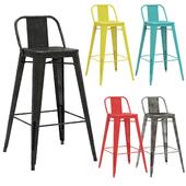 Deephouse Bar stool TOLIX