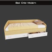 """Кровать детская """"Modern"""" с ящиками"""