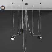 lighting 5 Hanging Light
