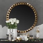 Decor set for girl №1