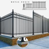 metal fence part 3