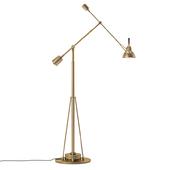 RH - Counterpoise Task Floor Lamp