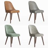 West Elm Mid-Century Chair Walnut legs
