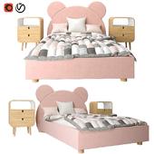 Детская кровать Teddy