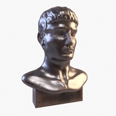 david head sculpture