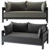 HARBOR / MONTAUK 2 SEAT SOFA