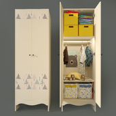 Шкаф Solgul/Солгуль. Ikea