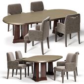 Table and PROMEMORIA Isotta