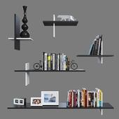 Shelves Cattelan italia Cross.