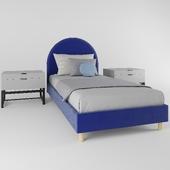Детская кровать Alana для мальчика