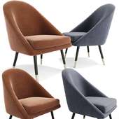 Cult Audrey Occasional Tub Lounge Chair 02