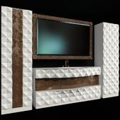 Мебель для ванной комнаты Cielo