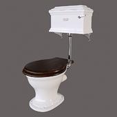 Drummonds Casseley Low Level WC Suite