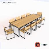 Dining Furniture Set | TRIF-MEBEL