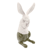 Фигурка пасхального кролика. Easter rabbit.