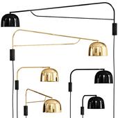 Normann Copenhagen Grant Wall Lamp set