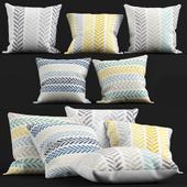 Pillow set 31 | Galilea Chevron | Throw Pillow