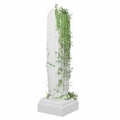 Ruined column