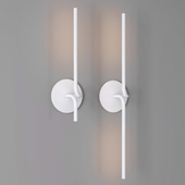 Light Spring Double - Wall Sconce