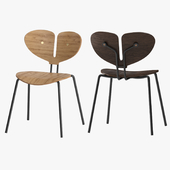 Moth Chair by Nordic Tales