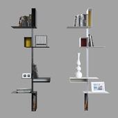 Shelves MDF Italia Randomissimo.