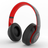 Headphones Beats Studio 3 Red