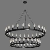 European retro chandelier
