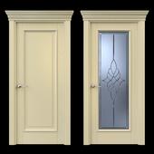 Дверь Белоравуд АРТ1 Слоновая кость