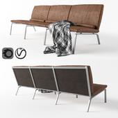 Man sofa Three-Seater Norr11