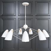 Suspended chandelier Favorite Humpen 1758-9P