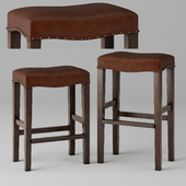 PB Manchester Backless Bar and Counter stool
