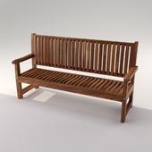 Ruth bench