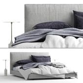 CB2 Facade Bed