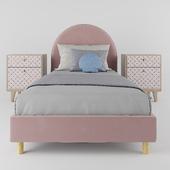 Детская кровать Alana для девочки