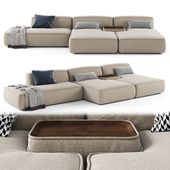 Lema CLOUD Sectional sofa_02