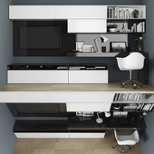 TV stand set 051