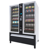 Necta Membo Vending and Snack Machine