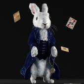 """White Rabbit from """"Alice in Wonderland"""""""